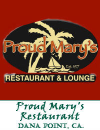 Proud Marys Restaurant Wedding Venue In Dana Point California