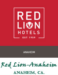 Red Lion Anaheim Wedding Venue In Anaheim California