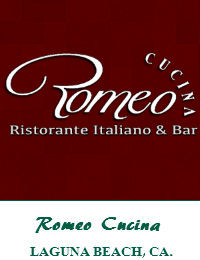 Romeo Cucina Wedding Venue In Laguna Beach Ca