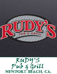 Rudys Pub And Grill Wedding Venue In Newport Beach California