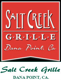Salt Creek Grille Wedding Venue In Dana Point California