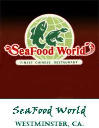 SeaFood World Wedding Venue In Westminster California