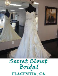 Secret Closet Bridal Wedding Dresses Orange County