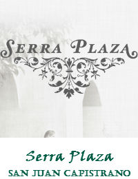Serra Plaza Wedding Ceremony And Reception In San Juan Capistrano California