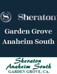Sheraton Anaheim South Wedding Venue In Garden Grove California