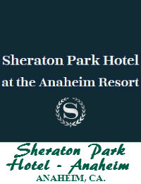 Sheraton Park Hotel Wedding Venue In Anaheim California