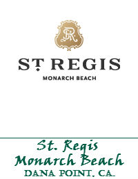 St Regis Monarch Beach Wedding Venue In Dana Point California