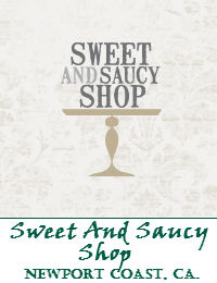 Sweet And Saucy Shop Wedding Cakes In Newport Coast California