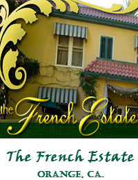 The French Estate Wedding Venue In Orange Ca