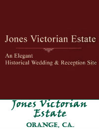 The Jones Victorian Estate Wedding Venue In Orange California