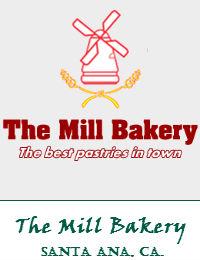 The Mill Bakery Wedding Cakes In Santa Ana California