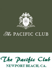 The Pacific Club Wedding Venue In Newport Beach California