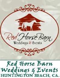 The Red Horse Barn Wedding Venue In Huntington Beach California