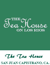 The Tea House Wedding Venue In San Juan Capistrano