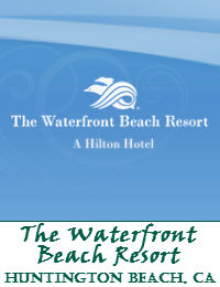 The Waterfront Beach Resort In Huntington Beach California