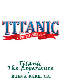 Titanic The Experience Wedding Venue In Buena Park California