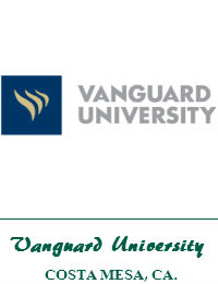 Vanguard University Wedding Venue In Costa Mesa