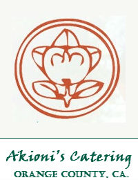 Akionis Catering In Orange County California