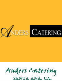 Anders Catering In Santa Ana California