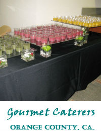 Gourmet Caterers