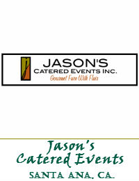 Jason Catered Events In Santa Ana California