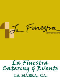 La Finestra Catering And Events In La Habra California