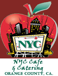 NYC Cafe And Catering In San Juan Capistrano