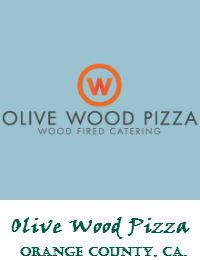 Olive Wood Pizza Mobile Catering In Southern California