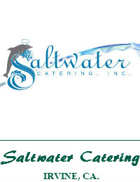 Saltwater Catering Orange County In Irvine California