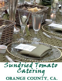 Sundried Tomato Catering