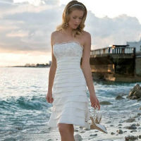 beach wedding dresses orange county silhouettes