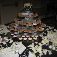 wedding catering orange county candy bar