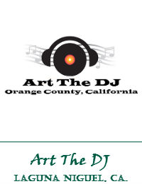 Art The DJ Orange County Wedding DJ In Laguna Niguel California