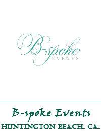 B-Spoke Weddings And Events In Huntington Beach California