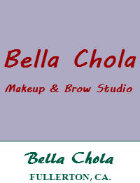 Bella Chola Makeup Artist Orange County In Fullerton California