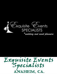 Exquisite Events And Wedding Specialists In Anaheim California