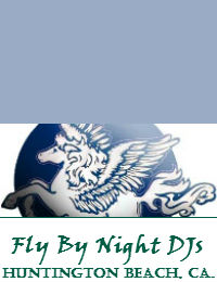 Fly By Night DJs Orange County Wedding DJ In Huntington Beach California
