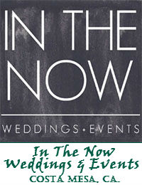 In The NOW Weddings And Events In Costa Mesa California