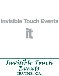Invisible Touch Events Orange County Wedding DJ In Irvine California