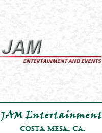 JAM Entertainment Orange County Wedding DJ In Costa Mesa California