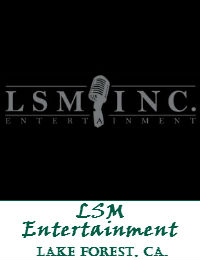 LSM Entertainment Orange County Wedding DJ In Lake Forest California