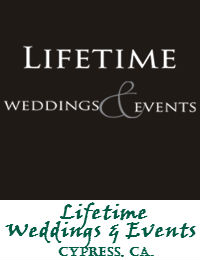 Lifetime Weddings And Events Located In Cypress California