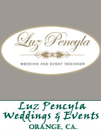 Luz Pencyla Wedding And Event Designer In Orange California