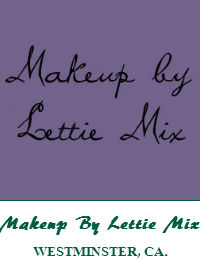 Makeup By Lettie Mix Makeup Artist Orange County In Westminster California