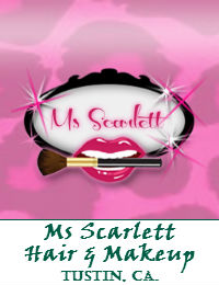 Ms Scarlett Hair and Makeup Artist Orange County In Tustin California