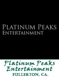 Platinum Peaks Entertainment Orange County Wedding DJ In Fullerton California