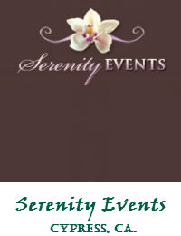 Serenity Events In Cypress California