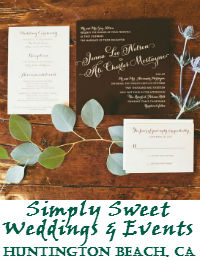 Simply Sweet Weddings And Events