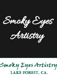 Smoky Eyes Artistry Makeup Artist Orange County In Lake Forest California