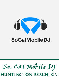 So Cal Mobile DJ Orange County Wedding DJ In Huntington Beach California